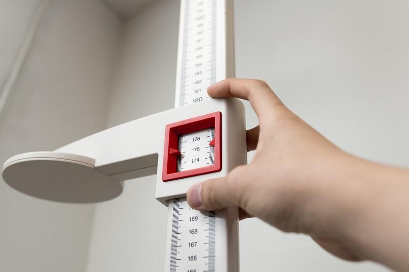 身体測定イメージ